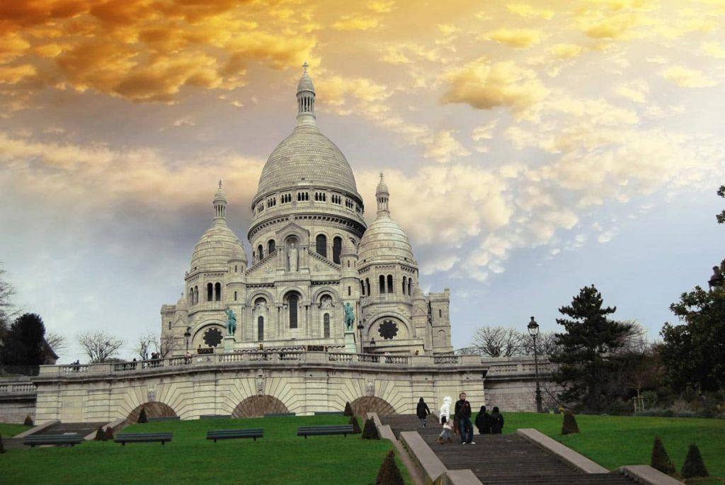 Montmartre - Sacre coeur Paris
